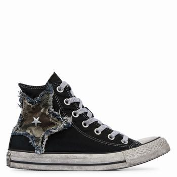 Női Converse Chuck Taylor All Star Canvas LTD Magasszárú Cipő | 117DJCOU